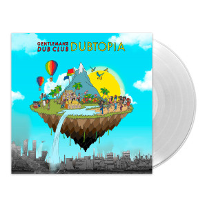 Gentleman's Dub Club Dubtopia Clear Vinyl LP (Limited Edition)