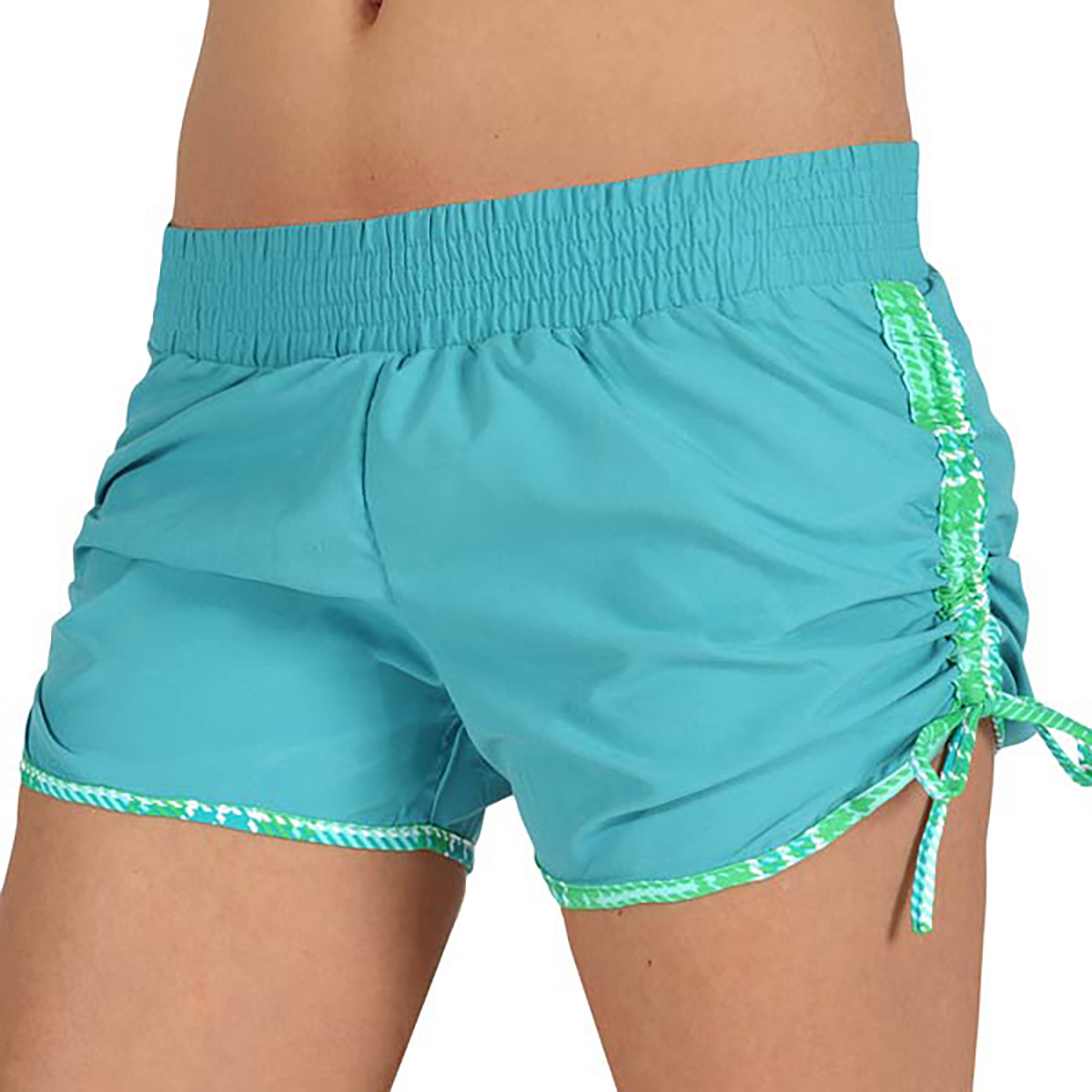 shorty piped up shorts