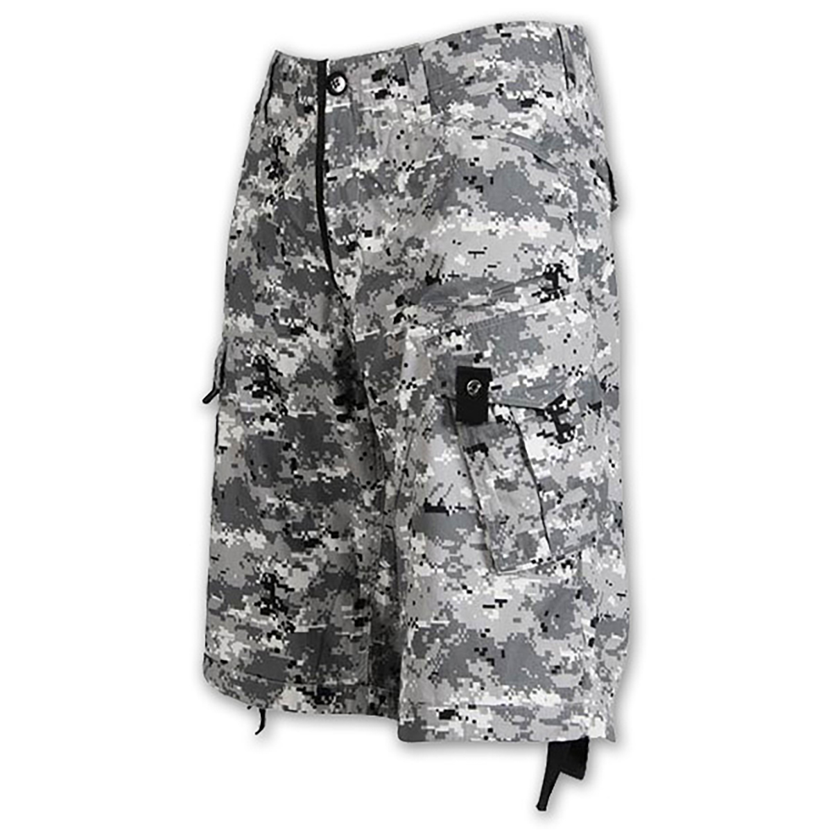 cargo cotton shorts