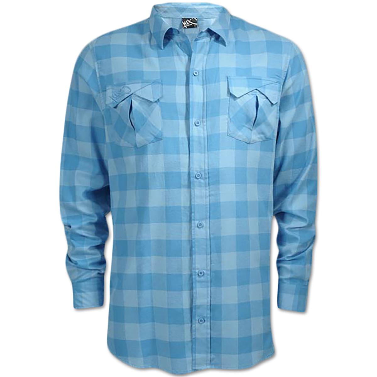 tonal check this shirt