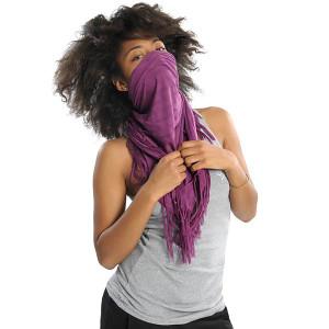 shorty zig zag pali scarf