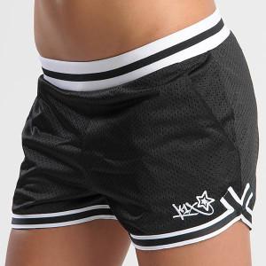 shorty double x mesh shorts