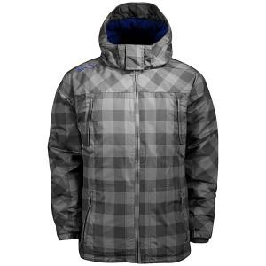 lux zip through urban hooded
