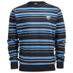rugby knit crewneck