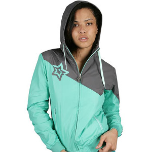 shorty classic windbreaker