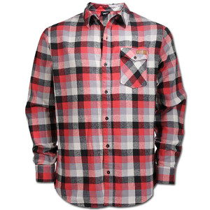 lumbercheck shirt
