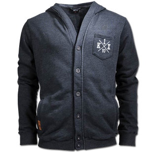 mtp hooded cardigan