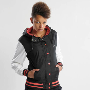 shorty varsity windbreaker