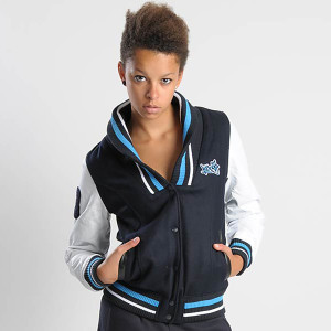 shorty college jacket