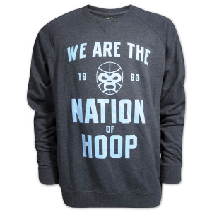 we are noh crewneck