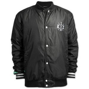 mtp nylon college jacket