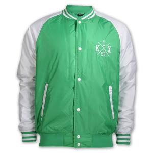 mtp nylon college jacket