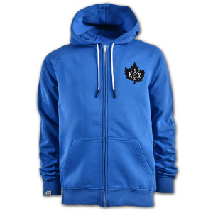 Park Authority Zipper Hoodie