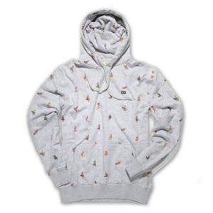 pin-up babes hoody