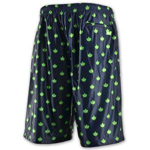 core allover dazzle shorts