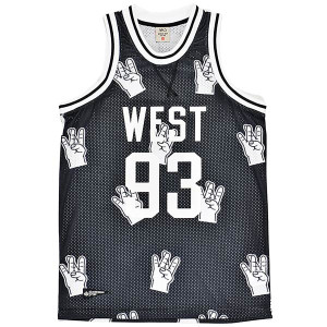 west side allstar mesh jersey