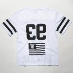 o.d. football jersey