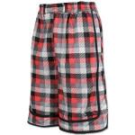 noh check reversible shorts