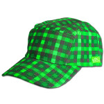 5 Panel Cap 3380 Apple/Green/Neon