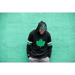 franchise knit hoody