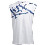 chopped tag sleeveless