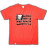 noh flag t-shirt