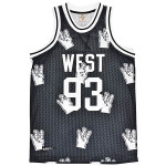 west side allstar mesh jersey