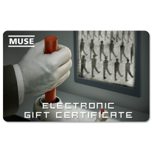 Muse Electronic Gift Certificate