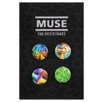 Muse Album Button Set