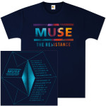 Muse Undisclosed Desires Tour T-Shirt