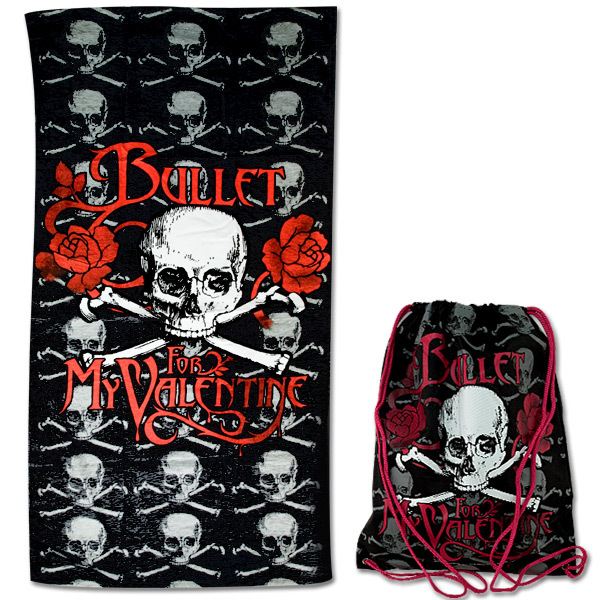 bullet for my valentine pictures. Bullet For My Valentine Towel