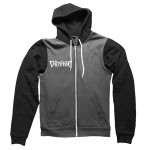 Bullet For My Valentine Bullet Crest Hoodie
