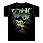 Bullet For My Valentine Bats Attack T-Shirt