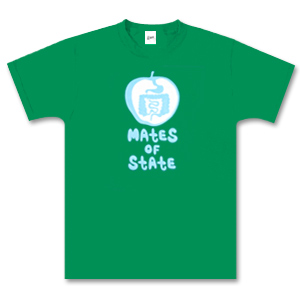 Kelly Green Apple T-Shirt