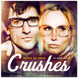 Mates of State Crushes CD