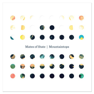 Mates of State Mountaintops CD
