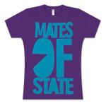 Women's Purple Tall Type T-Shirt