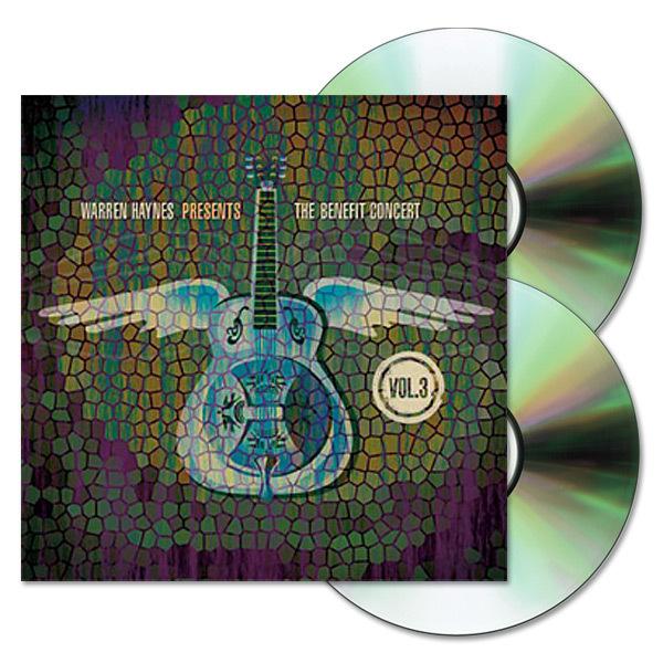 The Benefit Concert Vol. 3 Digital Download