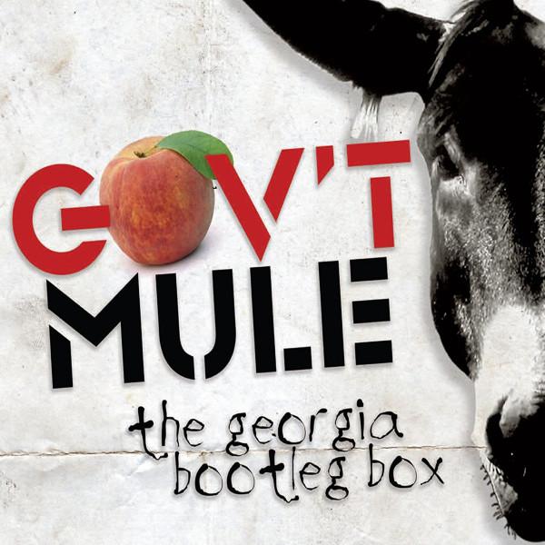 Gov't Mule Georgia Bootleg Box Set Digital Download