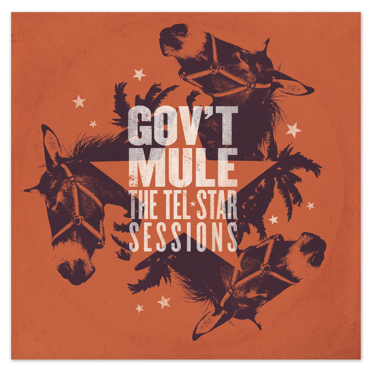Gov't Mule - The Tel-Star Sessions CD