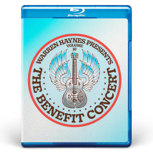 Blu-Ray Edition: Warren Haynes Presents: The Benefit Concert V. 16