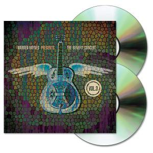 Warren Haynes Presents: The 2001 Benefit Concert Volume 3 2-CD Set