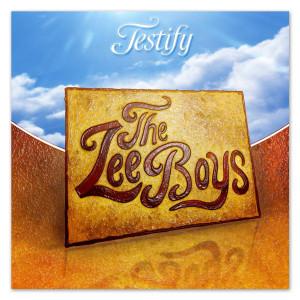 The Lee Boys - Testify CD