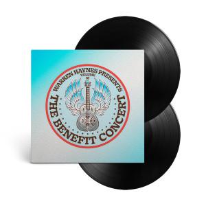 Warren Haynes Presents: The Benefit Concert V. 16 Double Vinyl