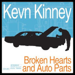 Kevn Kinney - Broken Hearts And Auto Parts CD