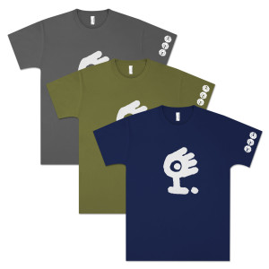 Medeski, Martin and Wood - Short Sleeve Classic Logo w/ Gears