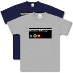 Medeski, Martin and Wood - Downtown & Brooklyn T-shirt
