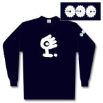 Medeski, Martin and Wood - Long Sleeve Classic Logo w/ Gears
