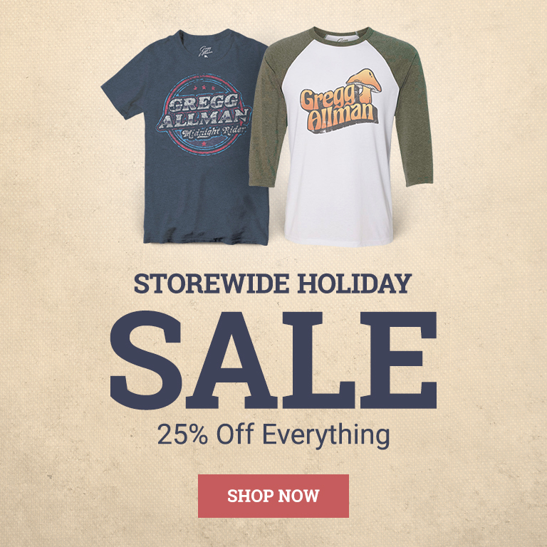 Storewide Holiday Sale - 25% Off Everything