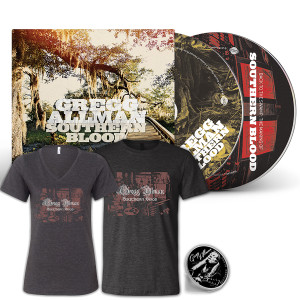 """Muscle Shoals"" Bundle - Deluxe CD + T-shirt + Enamel pin"